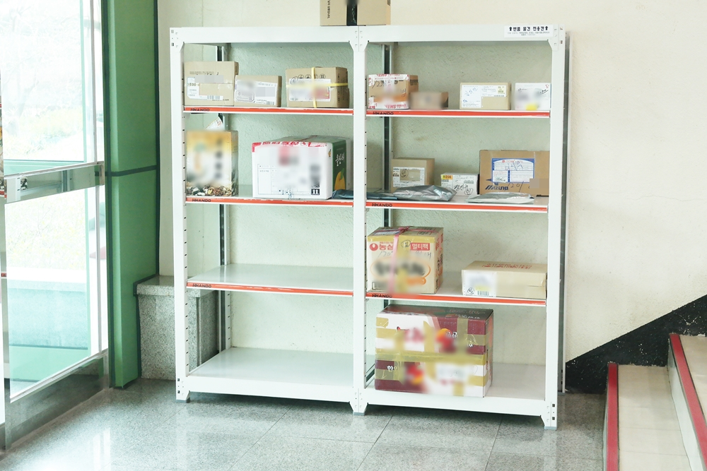 택배보관함(1층 로비)_Public Delivery Locker(Lobby on 1st floor)